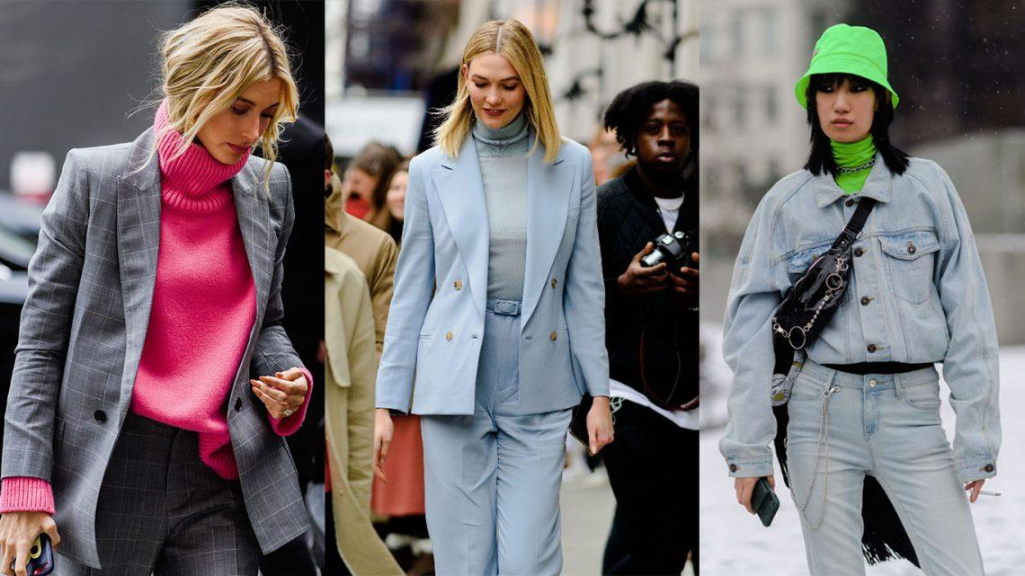 Streetstyle designer kleding