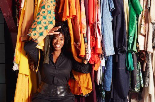 The Closet of Stephanie Afrifa - The Next Closet