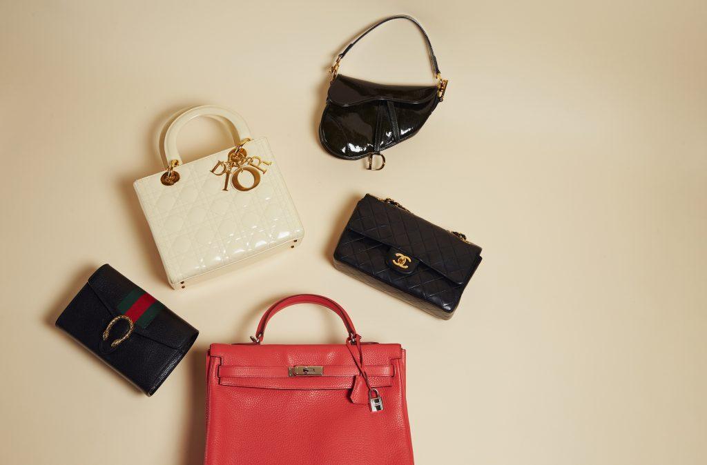 Tweedehands designer tassen van Xupes bij The Next Closet tassen