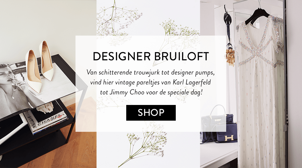 Bruiloft - Bridalcollection bij The Next Closet