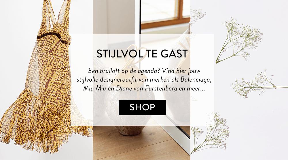 Bruiloft - Stijlvol te gast met designer items van The Next Closet