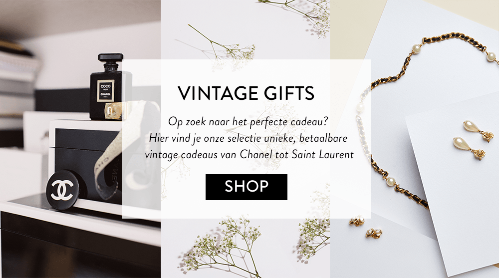 Bruiloft - Vintage designer gifts van The Next Closet