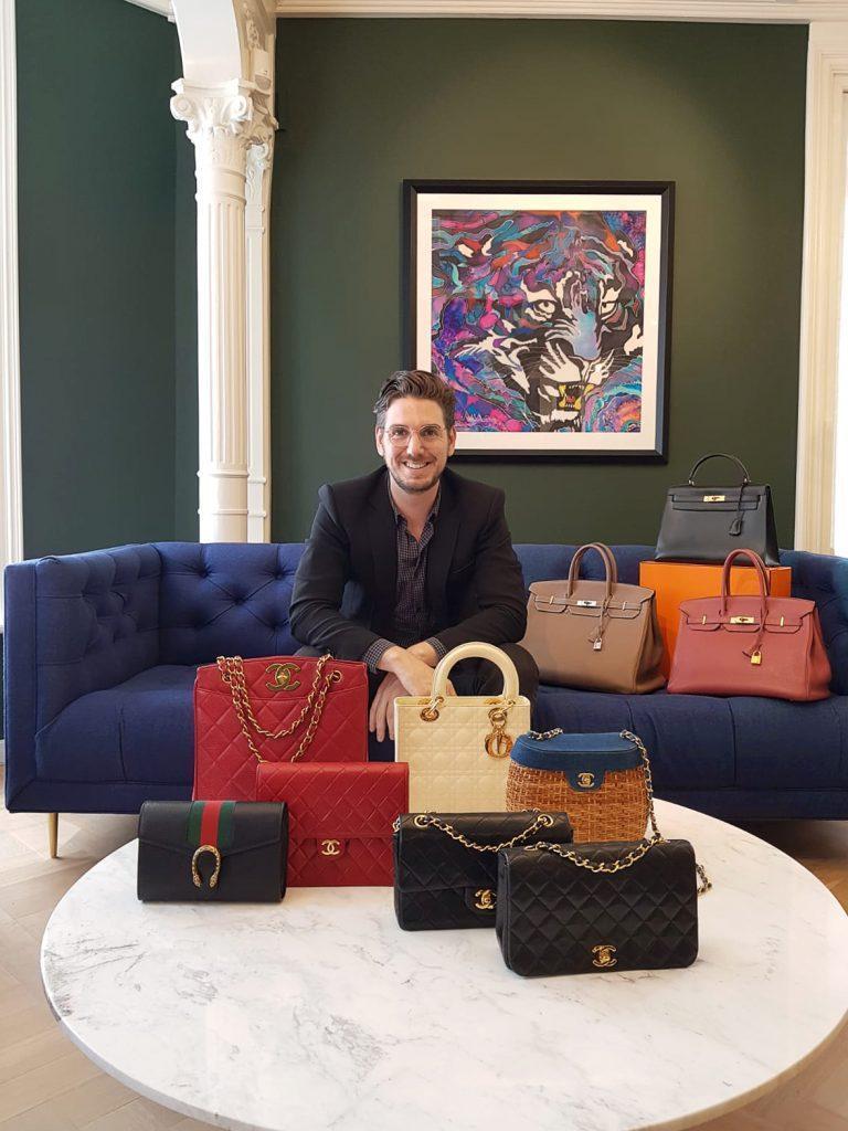 Tweedehands designer tassen van Xupes bij The Next Closet