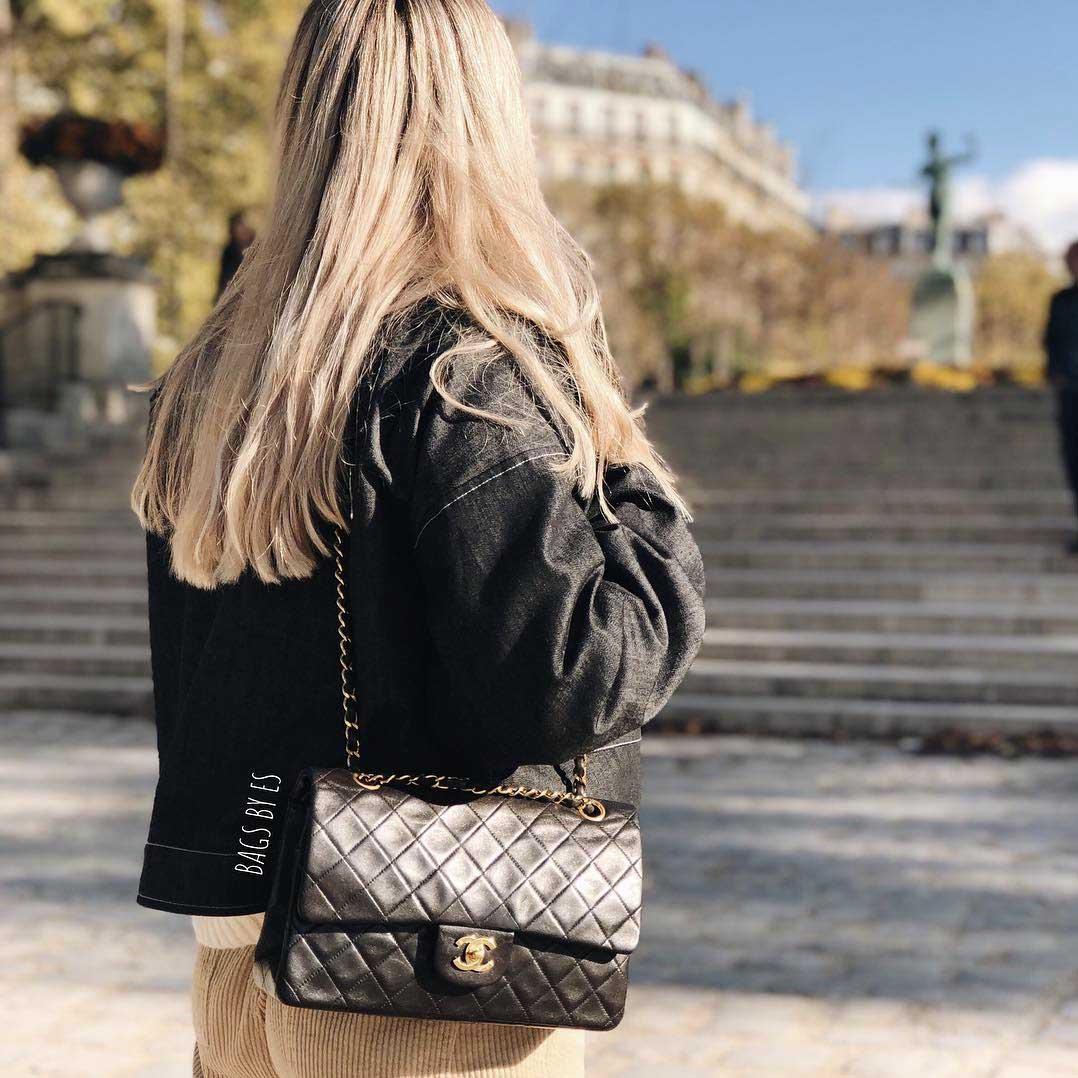 Tweedehands Chanel Flap Bag Bags by Es