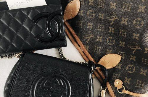 Tweedehands Louis Vuitton Gucci Chanel Bags by Es