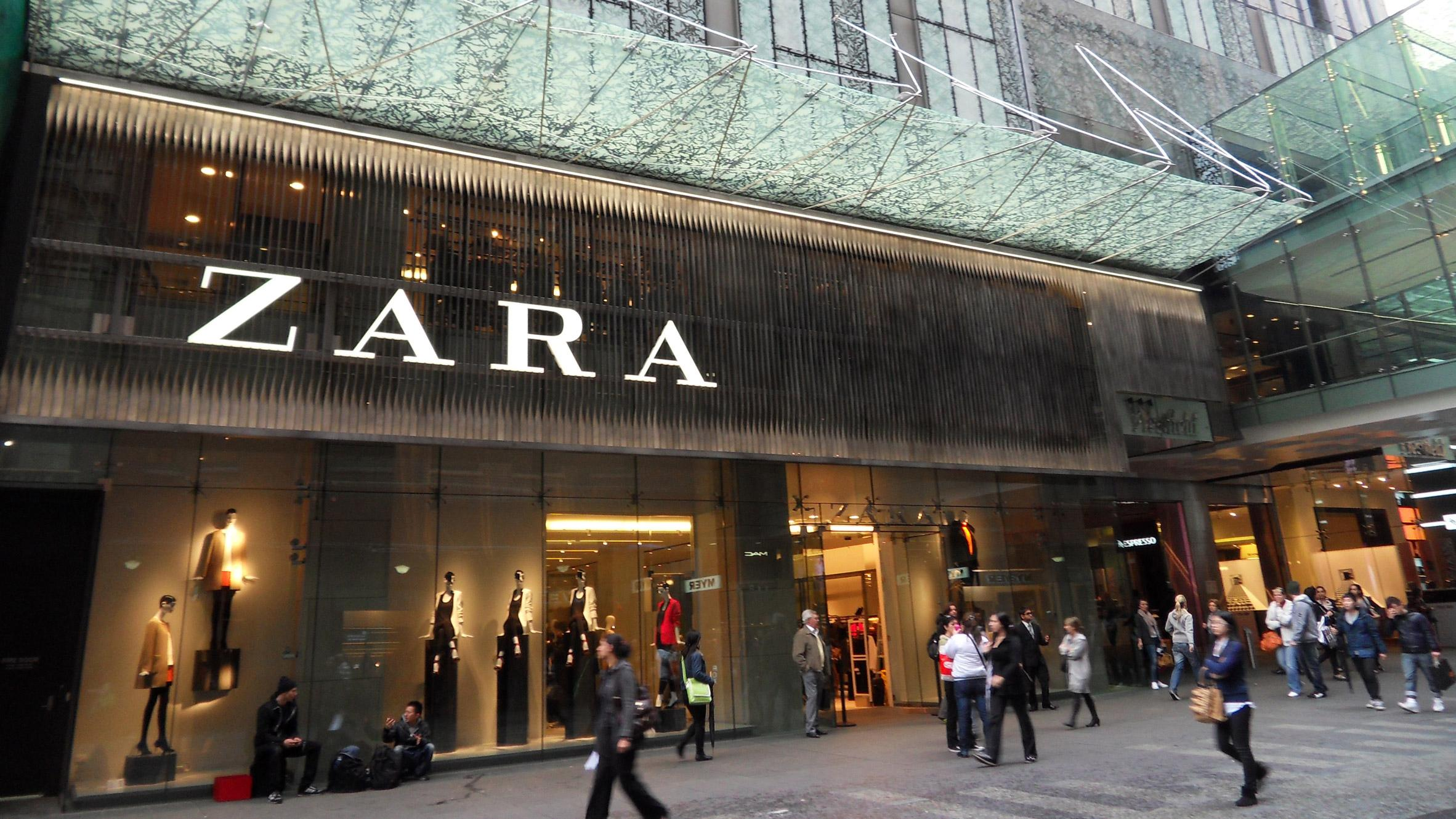 duurzame claim Zara