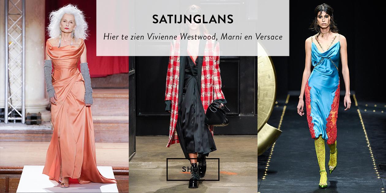 Trend report 2019 Satijnglans