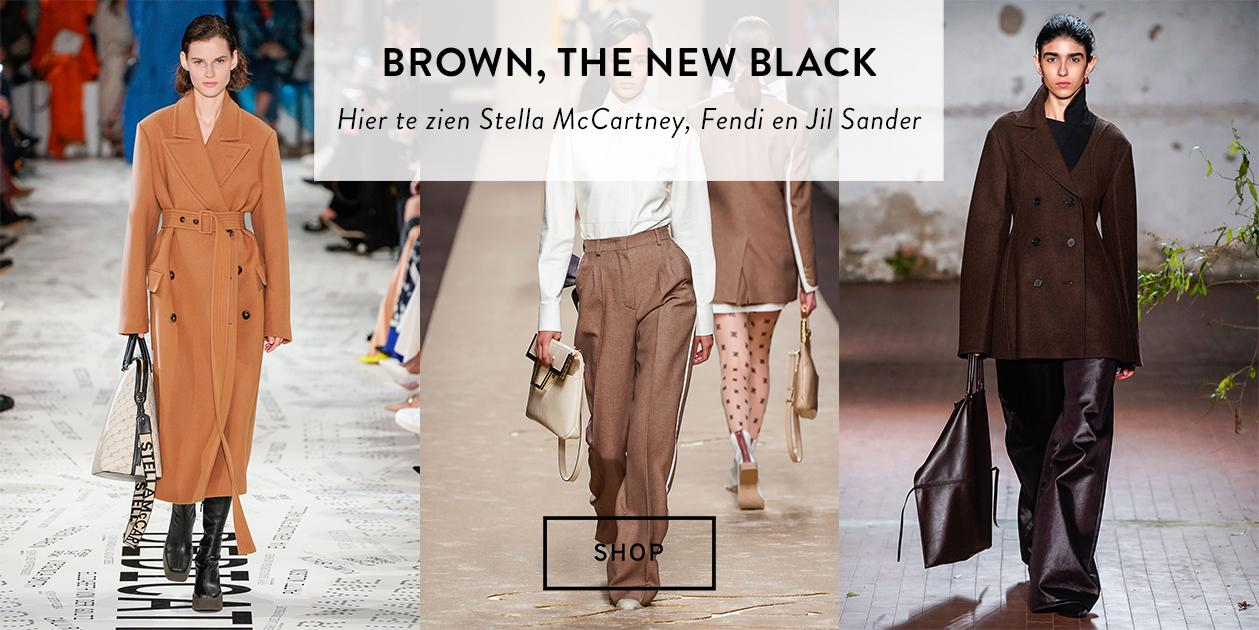 Trend report brown
