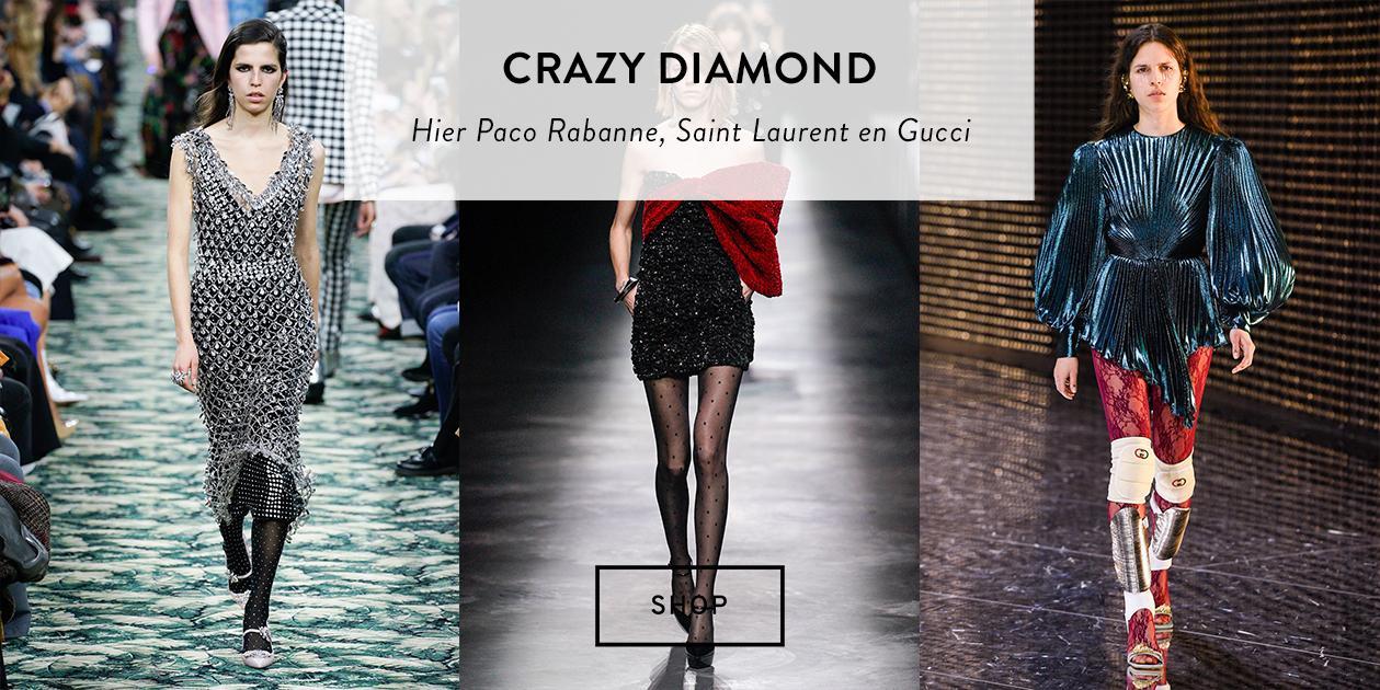 Trend Report 2019 crazy diamond