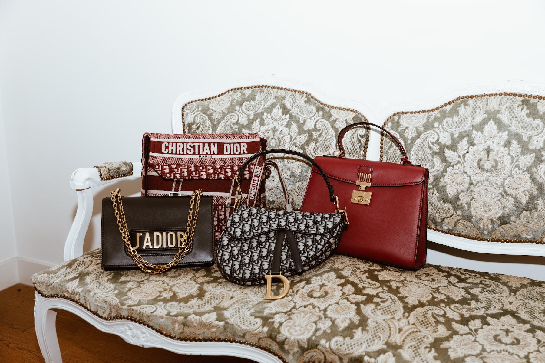 AuthenticSecondhand Designer Bags